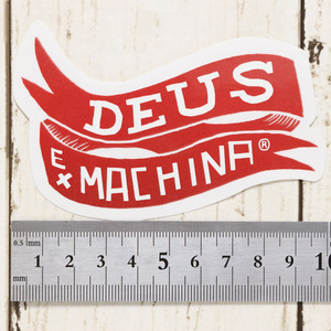 [メール便対応] Deus Ex Machina Sticker 00006