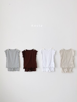 『翌朝発送』 Jane homewear〈Aosta〉
