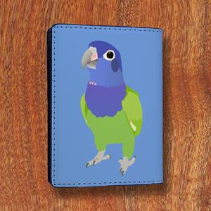 アケボノインコ カードケース