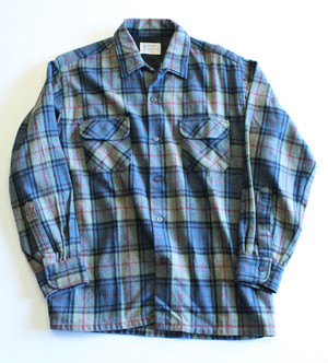 1970's Vintage Towncraft Pennys Wool shirt