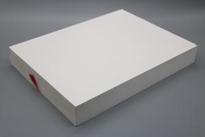 パールボード 350 x 250mm / 石膏ボード 型成形 ハンドレイアップ