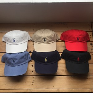Polo Ralph Lauren Small Pony Classic Chino Cap