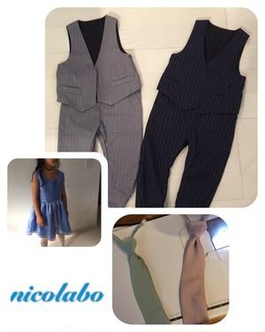 参考商品・ドレス&ボーイズフォーマル