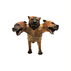 Three neck Dog Toy