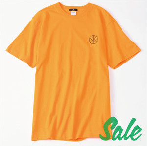 Ari PARADE Tee -Gold yellow-