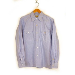 EXPLORER SPORTS SHIRT  (OXFORD BLUE)