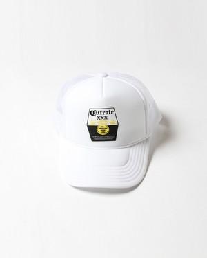 FES LOGO MESH CAP / WHITE