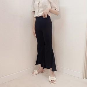 【即納】低身長向け美脚パンツ