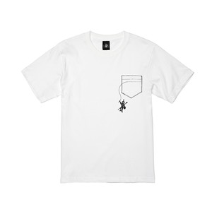 ホプリテス#3 半袖 白