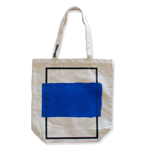 Frame Tote Bag (BLUE)