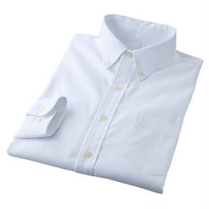 ストレッチオックスシャツ ホワイト 4471121