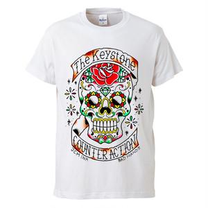 Calavera Tシャツ / 白