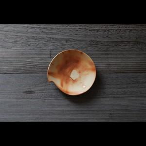 """美しい造形の和モダン 陶芸作家【大江一人】""""Shizuku"""" 16cm Plate  5寸皿"""