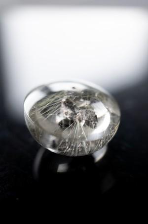 Pyrite in Rutilated Quartz - CB109