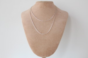 minimal chain necklace(50cm)
