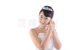 【0179】ポーズを取る花嫁