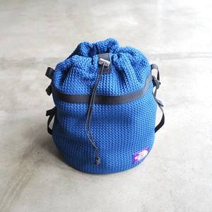 HE NORTH FACE PURPLE LABEL Mesh Bucket Shoulder Bag