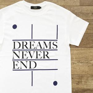 【ラスト1/Diaspora Skateboards】DNE Tシャツ/ホワイト