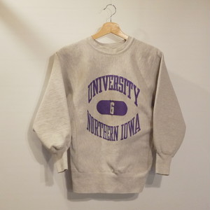 "Champion 1990's REVERSE WEAVE SizeM ""UNIVERSITY NORTHERN IOWA"""