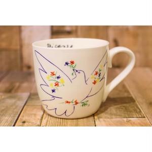 ピカソColombe Du Festival 鳩祭から  【artマグカップ】   浜松雑貨屋C0pernicus