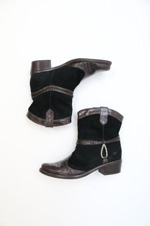 western short boots / GD12040049