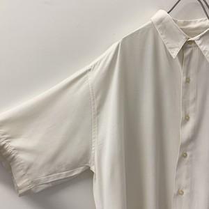 puritan レーヨン シャツ ホワイト系 size M メンズ 古着