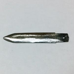 ピアノ線製 ミニチュア短剣