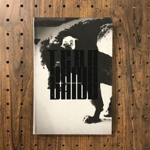 """""""TERAYAMA"""" Daido MORIYAMA 英語版 サイン入 寺山修司×森山大道"""