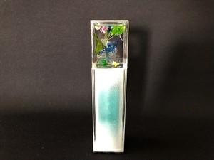 松本よしこ&たけお 「Bouquet」ブルー  3ミラー