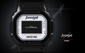 INFINITY16 × CASIO G-SHOCK -デッドストック-