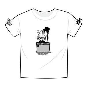 八王子Match Vox八王子RIPS×吉本ユータヌキ コラボTシャツ