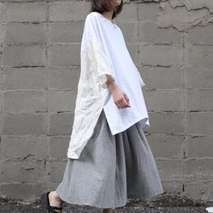 Slit-T-shirts (white)