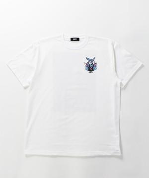 MYne CODEX 別注T-shirt / WHITE