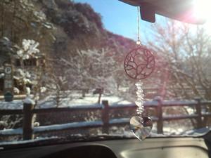 amulet -水晶さざれ-  --〇&♡--