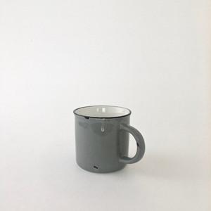 ホーローのようなマグカップ|Enamel Like Mug