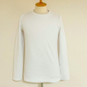 Bonding Crewneck Pullover White
