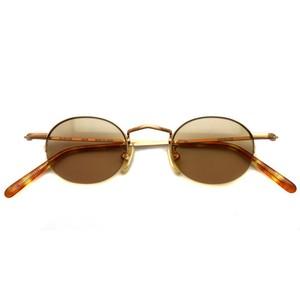 BOSTON CLUB ボストンクラブ / SOL Sun / 03 Copper - Light Brown Lenses コッパーゴールド-ライトブラウンレンズ サングラス