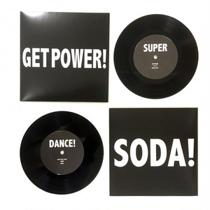 SODA! [GET POWER!] 7inch