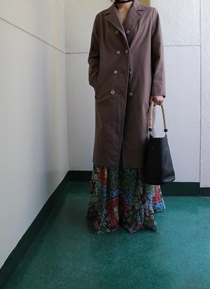 70s  double coat