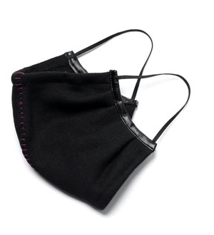 Cotton Mask Black