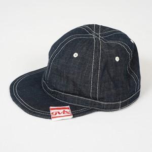 "P.O.W CAP ""DENIM"" / GAVIAL"