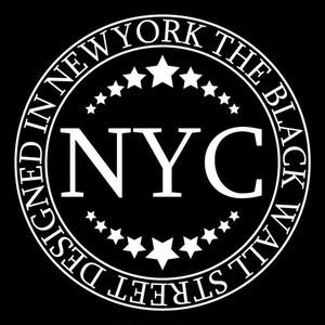 NYC ニューヨーク NEW YORK Tシャツ TEE B系 B系ファッション メンズ ヒップホップ ダンス HIPHOP 半袖 S M L XL XXL 2XL 大きいサイズ ビッグサイズ 208