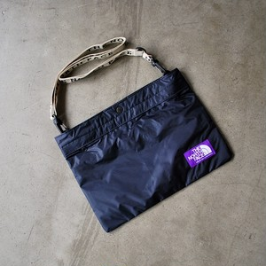 THE NORTH FACE PURPLE LABEL Lightweight Logo tape Shoulder Bag