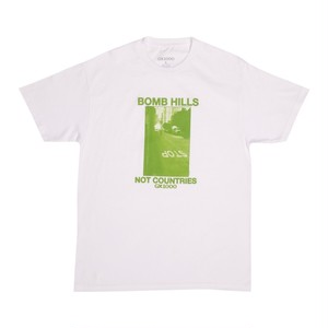 GX1000 Bomb Hills Not Countries Tee L ジーエックス