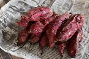 あらい農園の熟成焼き芋1.0kg(寄付額300円分)※金曜日発送