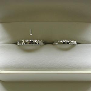 [約7週間でお届け]ICE ROCK  by Sherbet (アイスロック バイ シャーベット)3mm幅