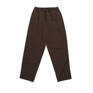 POLAR SKATE CO.  Surf Pants Brown M ポーラー サーフパンツ