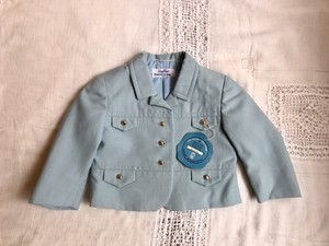 French 60's Kids Jacket