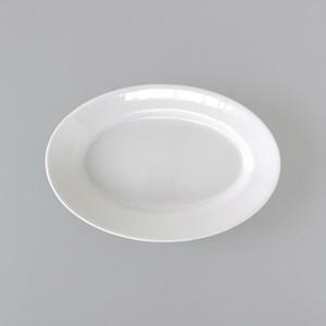 業務用オーバルプレート 28cm(サタルニア チボリ)|Saturnia Tivoli Oval Plate 28