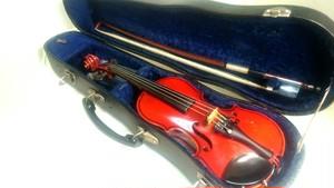 〔中古〕SUZUKI 分数バイオリン